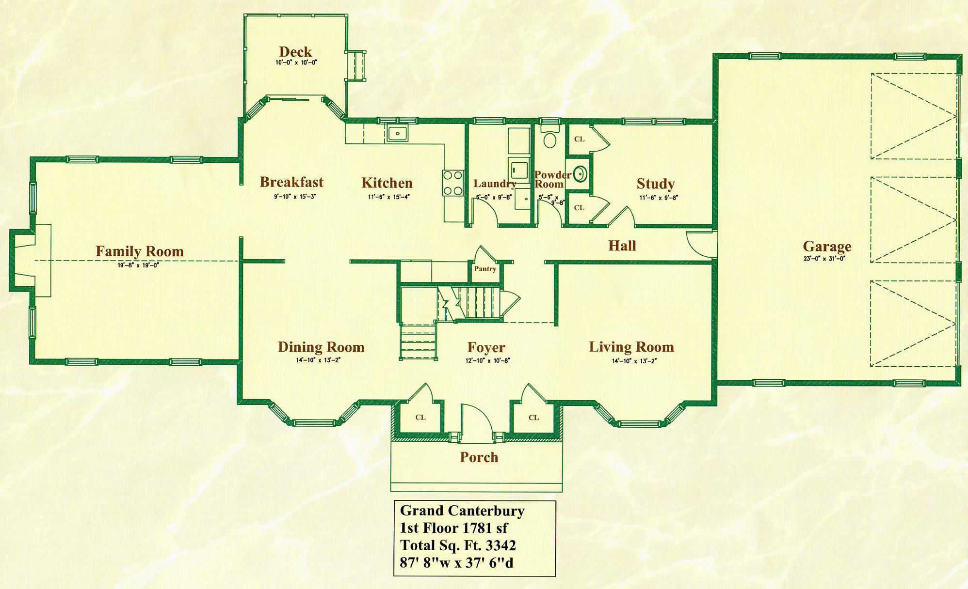 Heritage Hills - Grand Canterbury - First Floor